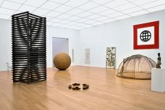 Ausstellungsansicht Kunstmuseum Liechtenstein, 2015. Foto: Ines Agostinelli
