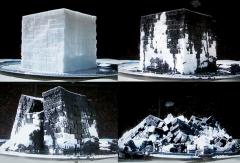 Oil and Sugar, 2007, Video, Farbe, Ton, 4'30'', vier Sequenzen, Institute of Contemporary Art, Boston, Geschenk von James und Audrey Foster ©ProLitteris
