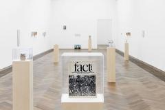 Maryam Jafri · Installationsansicht Generic Corner, Blick auf Product Recall: An Index of Innovation, 2014-2015, Kunsthalle Basel, 2015. Foto: Philipp Hänger