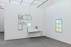 Zilla Leutenegger · Kitchen aus der Werkgruppe ‹Apartment›, 2004-2007. Foto: Nicole Wilhelms