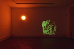 "Alan Bogana · The Indecisium Belt, 2015, Video, 1080p, 4'10"", Loop, Minerals Courtesy Musée de Minéralogie Mines ParisTech. Foto: Martina Flury Witschi"
