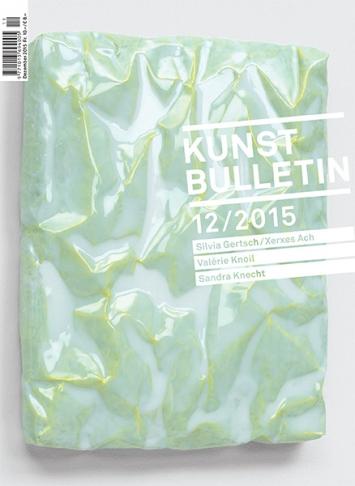 TITELBILD · Xerxes Ach · Transformed, 1998, Polyurethan, Pigment auf Aluminium, 47x38,5cm