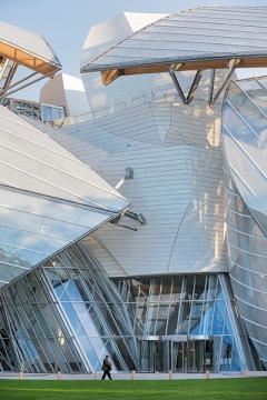 Gehry Partners LLP · Fondation Louis Vuitton, 2014. Foto: Iwan Baan