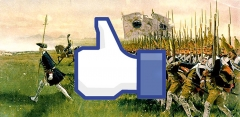 Constant Dullaart · The Possibility of an Army, 2015, Netzprojekt mit gefälschten Facebookfreunden