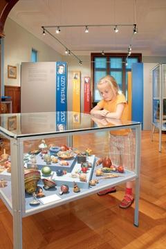 Das Spielzeug und seine Geschichte entdecken, Courtesy Kindermuseum