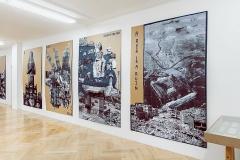 Thomas Hirschhorn · A Ruin is a Ruin, 2016, Installationsansicht Galerie Susanna Kulli, Zürich ©ProLitteris. Foto: Niklaus Spoerri