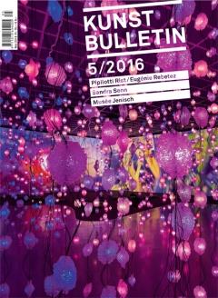 Pipilotti Rist · Worry Will Vanish Horizon, 2014, und Pixelwald, 2016, Ausstellungsansicht Kunsthaus Zürich, 2016, Courtesy Hauser & Wirth and Luhring Augustine. Foto: Mancia Bodmer, FBM Studio