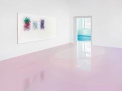Peter Zimmermann · Installationsansicht Museum für Neue Kunst- Städtische Museen Freiburg 2016 ©ProLitteris. Foto: Bernhard Strauss