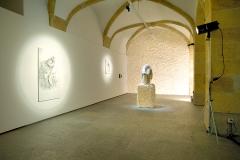Totchic, 2016, Ausstellungsansicht CACY (Installation von Elisabeth Llach). Foto: Claude Cortinovis