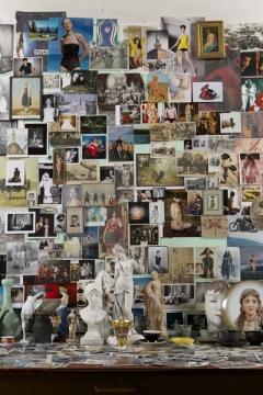 Nicolas Lieber · Chronique céramique, 2016, Ausstellungsansicht Musée Ariana, Genf. Foto: Nicolas Lieber