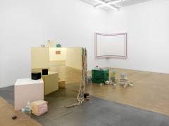 ‹Récit d'un temps court›, Ausstellungsdetail, Mamco, 2016. Foto: Annick Wetter