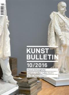 TITELBILD · Pascal Schwaighofer · Ausstellungsansicht Museo Vincenzo Vela, 2016. Foto: Mauro Zeni