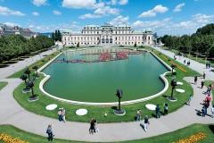 Ai Weiwei Studio · 1005 Schwimmwesten, PVC, Polyethylenschaum 4876,5x4700x7,5cm. Foto: Belvedere, Wien