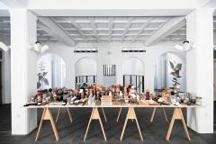 George Steinmann / Ursula Palla · Installationsansicht, Nairs Zentrum für Gegenwartskunst, 2016 ©ProLitteris. Foto: Ralph Hauswirth