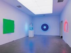 Christian Herdeg · Ausstellungsansicht Museum Haus Konstruktiv, 2016. Foto: Stefan Altenburger