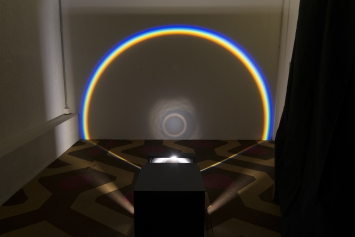 Angela Baumgartner, Chasing Rainbows II, Foto. Dominik Zietlow