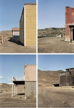 Set, 11-teilig, Fotoserie aus ‹Die Stadt›, 150-teilige Installation