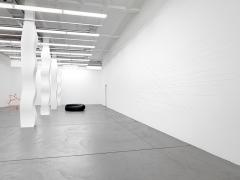 Jürg Stäuble · Mehr sein als System, 2017, Ausstellungsansicht Museum Haus Konstruktiv, Zürich. Foto: Stefan Altenburger