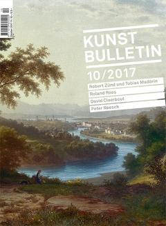 TITELBILD · Robert Zünd · Blick auf Luzern vom Stollberg (Ausschnitt), 1887, Öl auf Leinwand, 55,2x73,3cm, Kunstmuseum Luzern