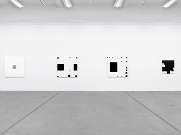 Aurélie Nemours · Ausstellungsaufnahme Haus Konstruktiv Zürich, 2017. Foto: Stefan Altenburger
