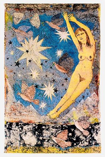 Kiki Smith · Sky, 2011, Courtesy Pace Gallery und Magnolia Editions. Foto: Kerry Ryan McFate