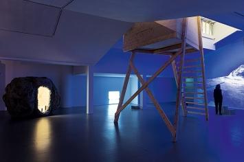 Pauline Julier · Naturalis Historia, Centre culturel suisse, 2017 ©Marc Domage