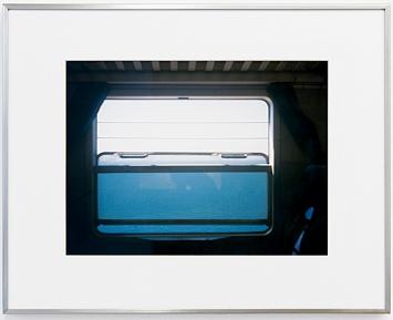 Talisa Lallai · Trenitalia (Daydreams), 2017, Inkjet Print, Ed. of 5 + 2 AP, 40x50cm, Courtesy BolteLang