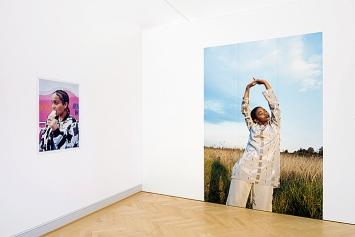 Georg Gatsas · Installationsansicht Kunstmuseum St.Gallen. Foto Sebastian Stadler
