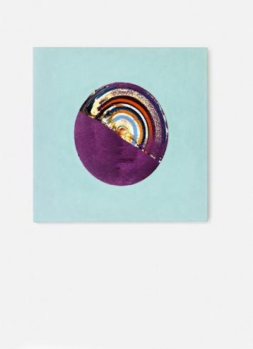 #1080118 The Fools (Bouffon), 2018, Oil on cotton on wood, 50,7x56,3.Courtesy Anne Mosseri-Marlio Galerie, Basel.Foto: Serge Hasenböhler