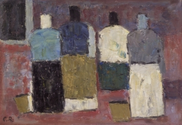 Carl Roesch, Frauengruppe, um 1960