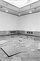Yan Duyvendak · Sans titre, 1997 - miroirs, installation à la Salle Crosnier