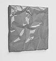 Xerxes Ach · Transformed, 1997, Kunsthag, Pigment auf Aluminium, 90 x 83 cm; Foto: Reinhard Zimmermann