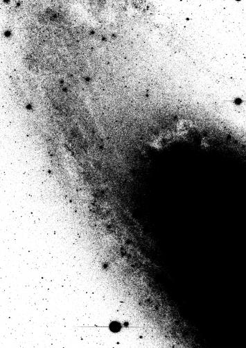 Florian Schwarz (*1979):deep space grace IV, 2017archival pigment-print, 44 x 38 cm, © Florian Schwarz