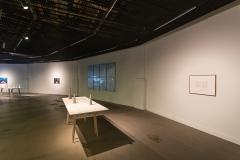 Lorenz Olivier Schmid, Licht- und Schattenfuge, Ausstellungsansicht, Kunsthalle Luzern. Foto: Kilian Bannwart