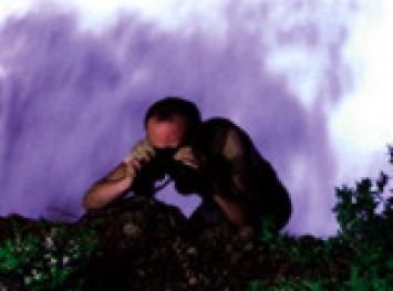 Schwinger/Moser · La chute, Auf den Höhen, 1999; Triple projection video (extrait)