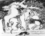 Dominique Lämmli · Ohne Titel, 1999; Lambda Chrome, Aufl. 4, 120x146,5 cm; Courtesy Kunsthaus Aarau
