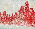 Luc Andrié · «Grande forêt», acrylique sur toile, 2002