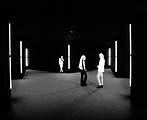 Douglas Gordon · Installationsanasicht 2. Etage, Kunsthaus Bregenz, 2002M; Foto: KUB/Markus Tretter