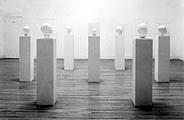 Christine Borland · The dead teach the living, 1997; Courtesy Lisson Gallery, London