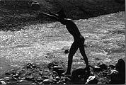 Ulan Japarov, Lied der Sklaven Fotografie, Schwarzweiss