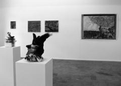 Hadrien Dussoix und Gilles Rotzetter, Ausstellungsansicht Galerie Paul Hafner 2010