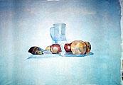 Still-life, 2002, Öl auf Leinwand, 347 x 500 cm, Foto: Felix Tirry, Courtesy Zeno X, Antwerpen und David Zwirner, New York