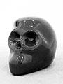 Xavier Veilhan · Skull, 2000, 75 x 48 x 48 cm, 12 Kopien signiert und nummeriert; Courtesy Centre George Pompidou