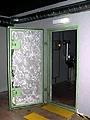 Ojo de Dios, 2003, vue partielle de l'installation