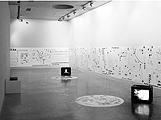 Bureau d'études · World Monitoring Atlas, 2003, Ausstellungsansicht; Foto: Werner Kaligofsky