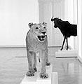Ayse Erkmen · Kuckuck, 2003, Installation
