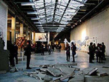 Anne Lacaton et Jean Philippe Vassal · Transformation et réaménagement des salles au Palais de Tokyo, Paris(2001)
