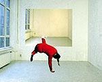 Equilibrio Parallelo, Berlin 2001, DVD, 3', Videoinstallation, Farbe, Ton