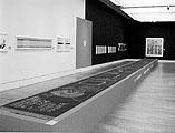 Moskauer Konzeptualismus, Ausstellungsansicht, 2004, Ausstellungsgestaltung und Foto: Vadim Zakharov