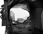 Zeljka Marusic/Andreas Helbling: montes negros, 2003, Videoinstallation
